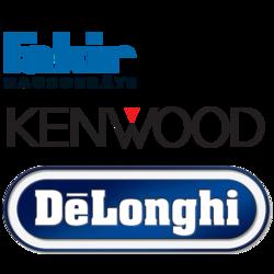 Delonghi - Kenwood - Braun - Fakir